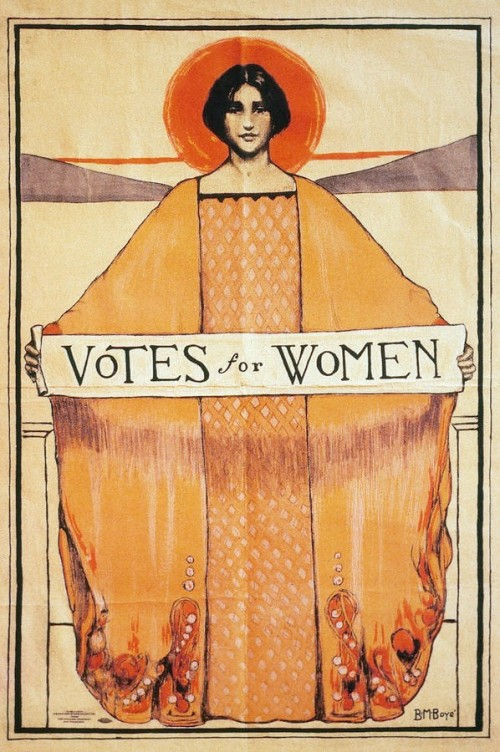 Copy of Votes for Women 1911