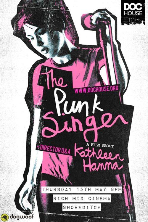 Punk Singer Image